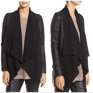 BLANK NYC All or Nothing Faux Leather Jacket